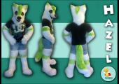 hazel-fursuit