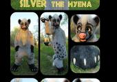 silver-the-hyena