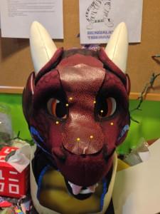 Dragon Head coming to life