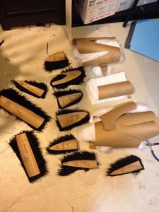 Fursuit patterning