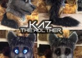 kaz the wolther collage