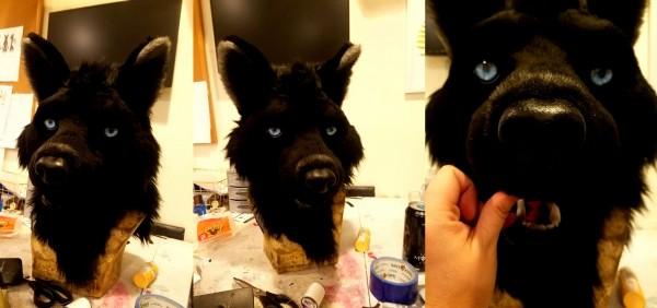black wolf premade