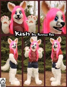 kish fox